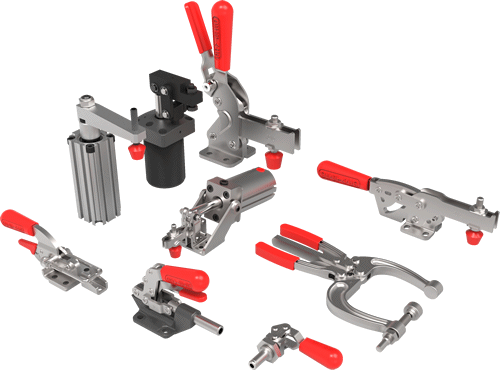 Manual Clamps