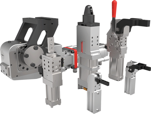 Automatic Power Clamps