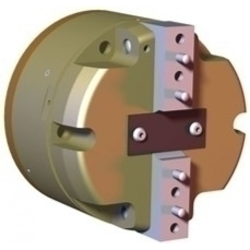 Angular spring gripper - RUA-62M-P-RE-V